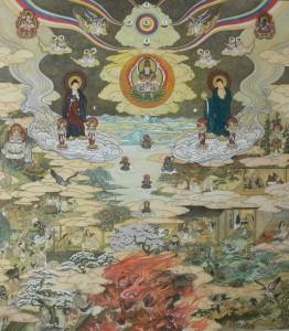 十界曼荼羅絵図