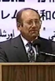 エフッド・オルマート市長